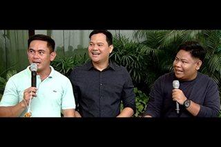 Jason, Nonong at Bayani, sumabak sa 'sisid-barya' challenge ng 'UKG'