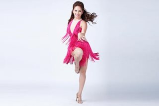 WATCH: 'Dance Diva' Regine Tolentino offers fitness advice to mothers