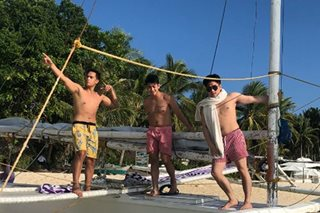 Diego Loyzaga explains side amid outrage over throwback Boracay photo