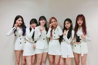 K-pop girl group GFriend to hold concert in PH on August 19