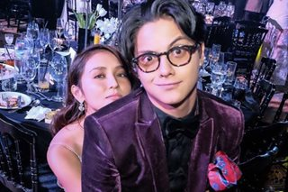 'Still testing the waters': Daniel shares progress of new film with Kathryn