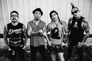 Pinoy punk band The Republicats release rollicking debut album