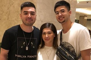 'Always room for 2 more': Jackie Forster leaves touching message for sons