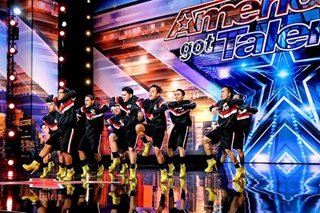 Junior New System, sinariwa ang pagpapabilib sa 'America's Got Talent'