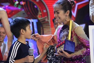 How 'PGT' champ Kristel plans to spend P2-M cash prize