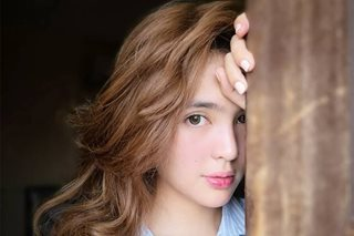 Sofia Andres admits battling anxiety