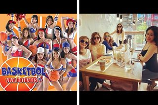Throwback Thursday: 'Hot Babes' noon, momshies na ngayon