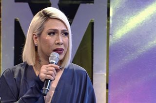 WATCH: Tears as Vice gives message for 'Tutoy'