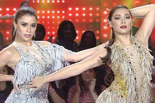 WATCH: Maja, Yassi put modern twist to ballroom dancing