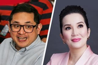 Kris Aquino support a big plus to campaign: Bam