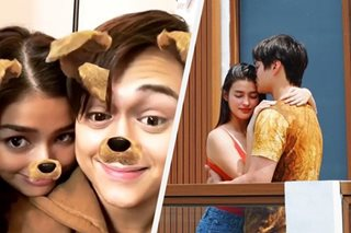 VIRAL: Liza surprises Enrique with kiss