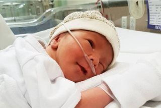 One step closer to home: Cristalle Belo's baby out of ICU