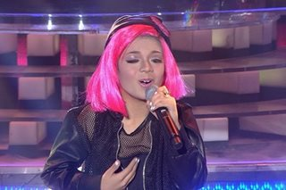 'Your Face Kids': Marco goes girly as Yeng Constantino