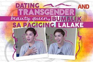 Dating transgender beauty queen, bumalik sa pagiging lalaki