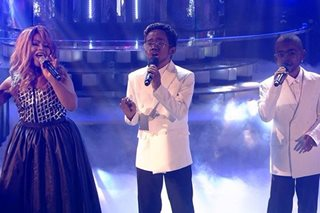 'Your Face Kids': Another ovation for TNT Boys as Mariah, Boyz II Men