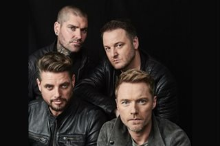For one last time, Boyzone to perform in PH