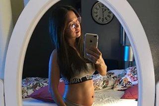 Aubrey Miles reminisces about last pregnancy