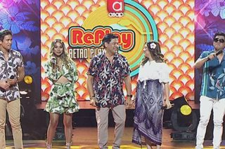 WATCH: 'ASAP' pays tribute to Elvis Presley in blue Hawaii