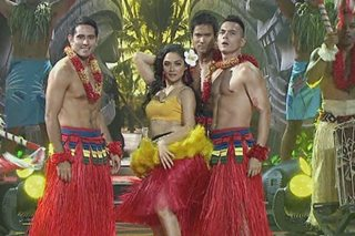 WATCH: Hula dancer Maja heats up 'ASAP in Honolulu'