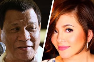 Regine, a Christian, has message for Duterte about God