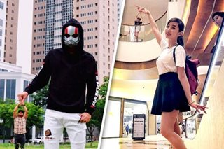 LOOK: Local celebs get stung with 'Ant-Man and the Wasp' fever