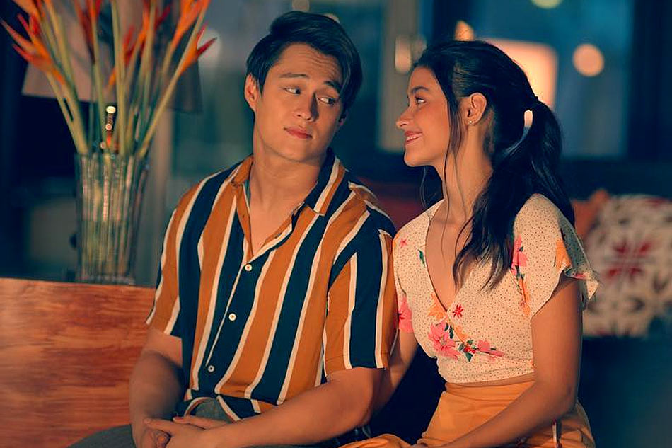 Enrique tells Liza: 'You're everything I wanted and more'