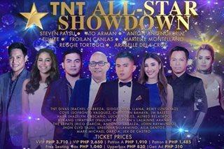 'Tawag ng Tanghalan' artists, 'di makapaniwala sa kanilang Araneta concert