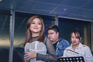 Janine Berdin, todo paghahanda para sa 'Tawag' concert sa Araneta