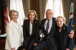 Clinton, Powell, Albright to guest star in 'Madam Secretary'