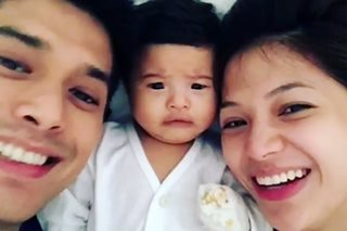 For JC de Vera and girlfriend, their baby has important role in wedding