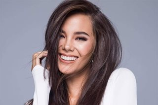 Here are Catriona Gray's 'low-maintenance' beauty secrets