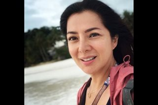 Alice Dixson in Boracay explained: She's the 'wife' of hotel executive