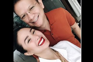 After 6 years together, Heart thanks husband Chiz for support during 'difficult times'