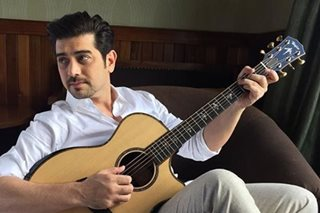 'Nakaka-bagets': What Ian Veneracion thinks of being nominated for 'new artist' award