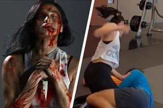 WATCH: Anne pulls 'BuyBust' moves on Erwan