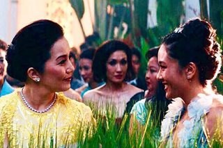 Here's the name of Kris Aquino's character in 'Crazy Rich Asians'