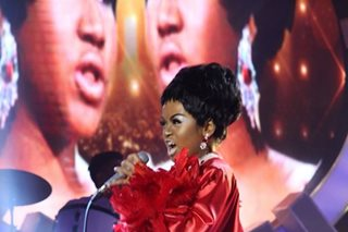 'Your Face Kids': Esang takes on Aretha Franklin