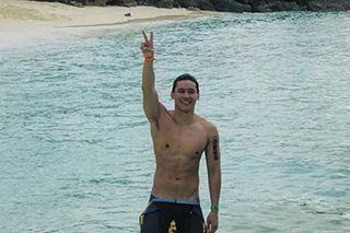 Enchong Dee stung by jellyfish during triathlon event