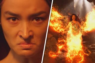 WATCH: Liza transforms into 'evil' Ganda in trending 'Bagani' episode
