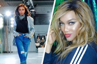 Maymay Entrata's runway walk is Tyra Banks-approved