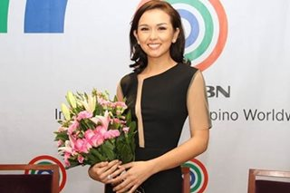 Finally! Beauty Gonzalez signs contract with ABS-CBN