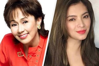 WATCH: Vilma Santos, Angel Locsin in touching reunion