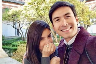 Christian Bautista dalawang beses pakakasalan si Kat Ramnani