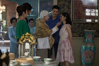 'Crazy Rich Asians' heads for huge Labor Day weekend