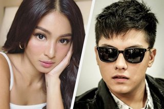 Nadine Lustre reacts to Daniel Padilla calling her 'fearless'