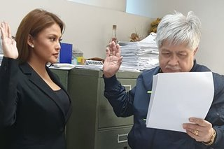 ABS-CBN anchor sues colleagues for sexual harassment, libel