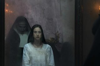 'The Nun' delivers best opening in 'Conjuring' series with $53.5M