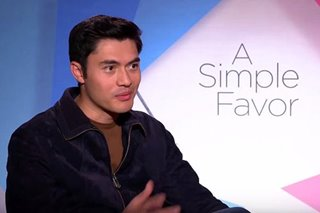 WATCH: Henry Golding talks about new movie after 'Crazy Rich Asians'