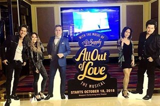 MiG Ayesa, Rachel Alejandro topbill new Air Supply musical
