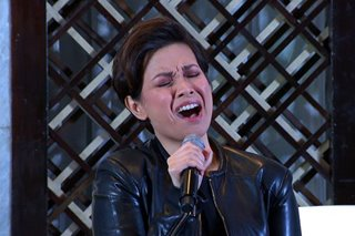 WATCH: Lea Salonga's acoustic 'Take On Me' cover will give you goosebumps